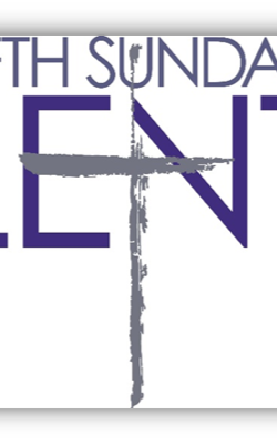 5th sunday lent